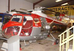 Bristol 171 Sycamore Mk.3 G-ALSX, The Helicopter Museum Weston-super-Mare