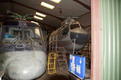 Bristol Belverdere HC.1 XG452 RAF, The Helicopter Museum Weston-super-Mare