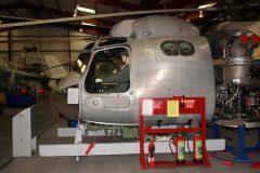 Bristol Belverdere HC.1 (nose) XG462, The Helicopter Museum Weston-super-Mare