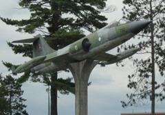 Canadair CF-104 Starfighter 104792