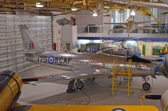 Canadair CL-13 Sabre 5 23175 RCAF, The Hangar Flight Museum