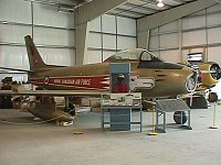 Canadair CL-13 Sabre Mk.V 23355
