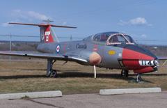 Canadair CT-114 Tutor 114114