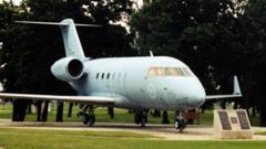 Canadair CX-144 Challenger 144612