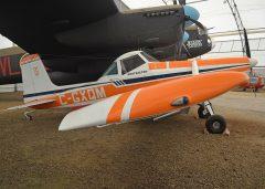 Cessna 188 AG Wagon C-GXQM, The Hangar Flight Museum, Galgary