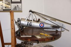 Cierva C-30A Flying model, The Helicopter Museum Weston-super-Mare