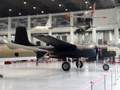 Douglas A-26C Invader 844. Republic of China Air Force Museum