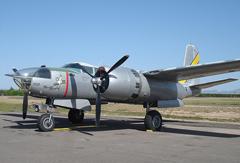 Douglas A-26C Invader NL202R/202/H