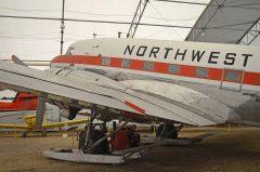 Douglas C-47A Dakota CF-BZI Northwest, The Hangar Flight Museum, Galgary