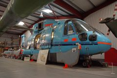 EH Industries EH101 G-EHIL ZH647 PP3, The Helicopter Museum Weston-super-Mare