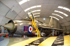English Electric Lightning F.53 XR753/A RAF Tangmere Military Aviation Museum