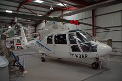 Eurocopter SA365N Dauphin F-WQAP, The Helicopter Museum Weston-super-Mare