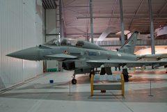 Eurofighter EF-2000 Typhoon T1 ZH590 RAF/BAE Systems, IWM Duxford