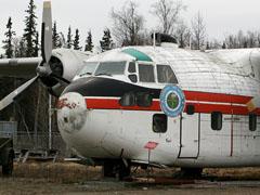 Fairchild C-123J Provider N98