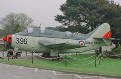 Fairey Gannet ECM.6 XG831/396