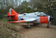Fairey Gannet T.5 XG883