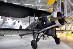 Fairey Swordfish Mk3 NF370 NH-L FAA, IWM – Imperial War Museum Duxford