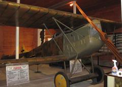 Fokker D.VII 6810/18