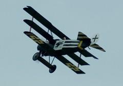 Fokker Dr.1 Triplane 450/17