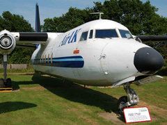 Fokker F.27-600 G-BHMY Air UK