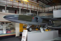 Folland Gnat F.1 XK740 RAF, Solent Sky Museum