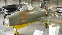 Gloster E28 39 (replica) W4041 RAF, Jet Age Museum