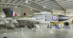 Gloster Javelin FAW.9 XH903 G RAF, Jet Age Museum