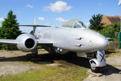 Gloster Meteor F.8 VZ440/X Tangmere Military Aviation Museum