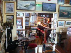 Goddard Arms Aviation Pub Clyffe Pypard, Wiltshire UK