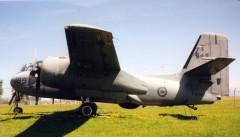 Grumman CS-2F Tracker