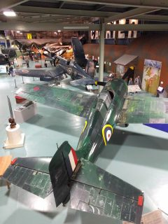 Grumman Martlet I (G-36) AL246 Fleet Air Arm Museum