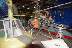 Gyrodyne QH-50D Dash 05-1482 US Navy, The Helicopter Museum Weston-super-Mare