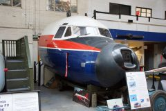 Hawker Siddeley Andover CC.2 XS790 RAF, Boscombe Down Aviation Collection, Old Sarum UK