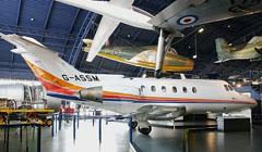 Hawker Siddeley HS-125-1A G-ASSM