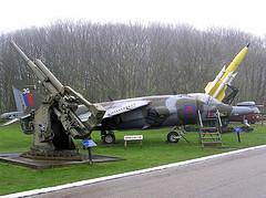 Hawker Siddeley Harrier GR.3 XZ968