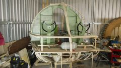 Horsa Glider (replica), Jet Age Museum