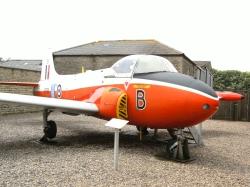 Hunting Jet Provost T.4 XP556/B