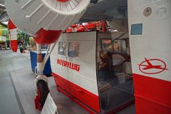 Kamov Ka-26 Hoodlum DDR-SPY Interflug, The Helicopter Museum Weston-super-Mare