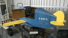 Link Trainer G-BSFS Jet Age Museum