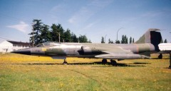 Lockheed CF-104A Starfighter
