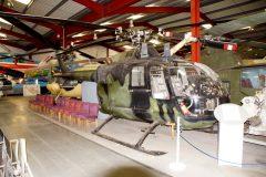 MBB Bölkow Bo.105M 81+00 Heeresflieger (German Army), The Helicopter Museum Weston-super-Mare
