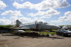 McDonnell Douglas Phantom FGR.2 XV408/P RAF, Tangmere Military Aviation Museum