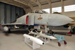 McDonnell Douglas Phantom FGR.2 XV474 T RAF, IWM – Imperial War Museum Duxford