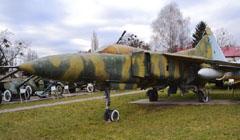 Mikoyan Gurevich MiG-23M 38
