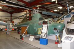 Mil Mi-1 Hare 2007 Soviet Air Force, The Helicopter Museum Weston-super-Mare