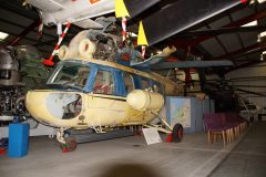 Mil Mi-2 SP-SAY, The Helicopter Museum Weston-super-Mare