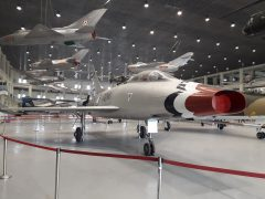 North American F-100A Super Sabre 0211/31561 Republic of China Air Force Museum