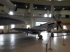 North American P-51D Mustang 053 Republic of China Air Force Museum