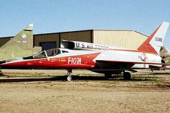 North American YF-107A 55-5118