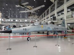 Northrop F-5F Tiger II 5353 61642 Republic of China Air Force Museum